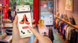 E-commerce responsive