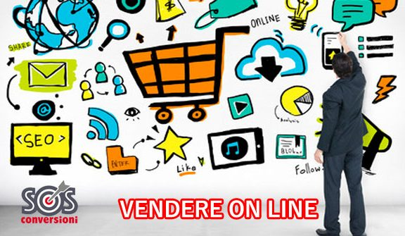 vendere on line